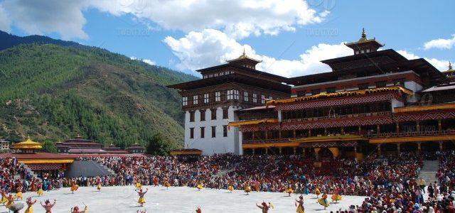 Største moms i verden - Bhutan
